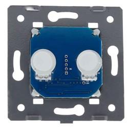 Moduł podwójny Livolo włącznika dotykowy schodowy ZigBee (Nie wymaga żyły N)