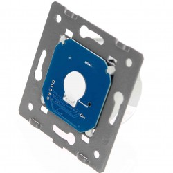 Moduł pojedynczy Livolo włącznika dotykowego impulsowego (dzwonkowy) detykowany dla centralek FIBARO (Wymaga żyły N)