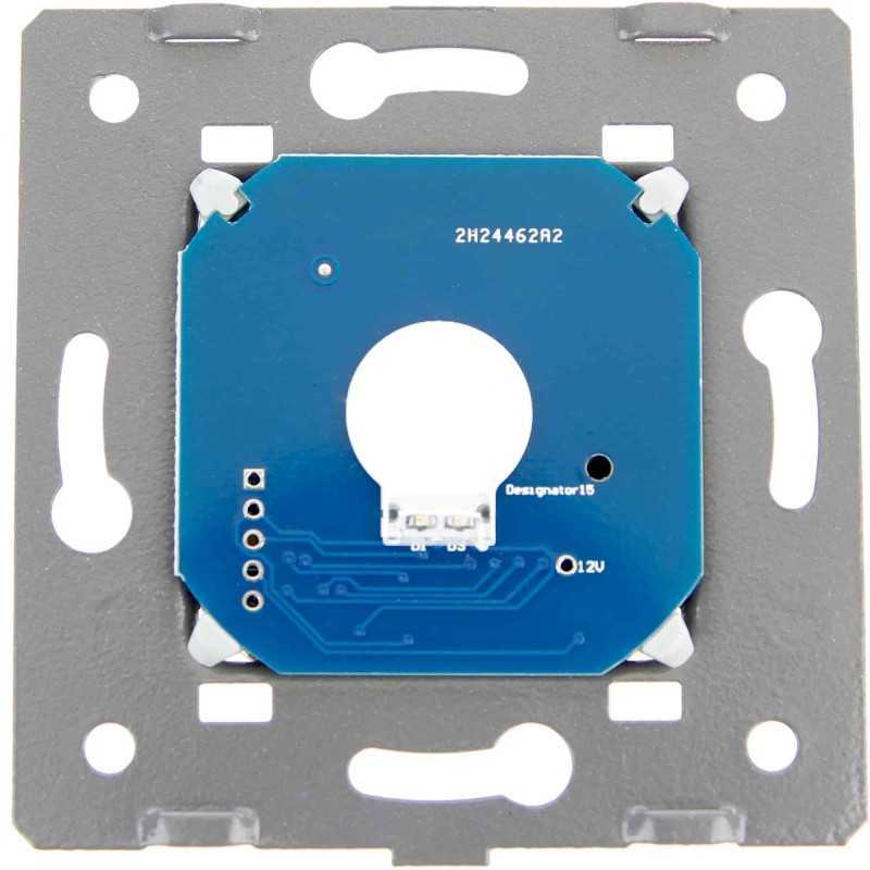 Moduł pojedynczy Livolo włącznika dotykowego impulsowego (dzwonkowego) bez potencjału (Nie wymaga żyły N)